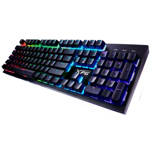 Игровая клавиатура XPG INFAREX K10 Black USB
