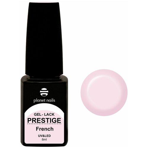 Купить Гель-лак для ногтей planet nails Prestige French, 8 мл, 331 розовое облако