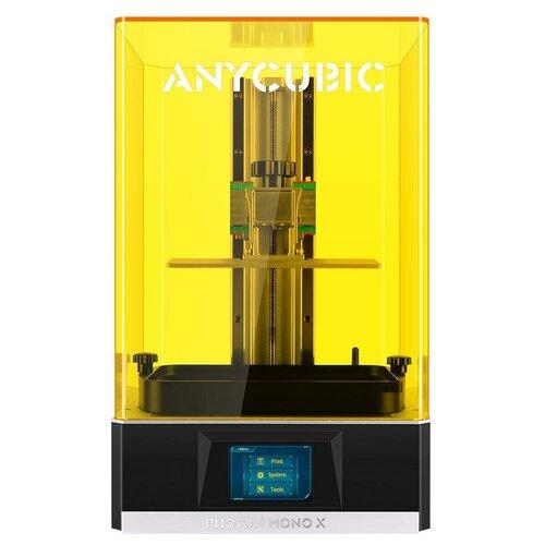 3D-принтер Anycubic Photon Mono X черный/желтый