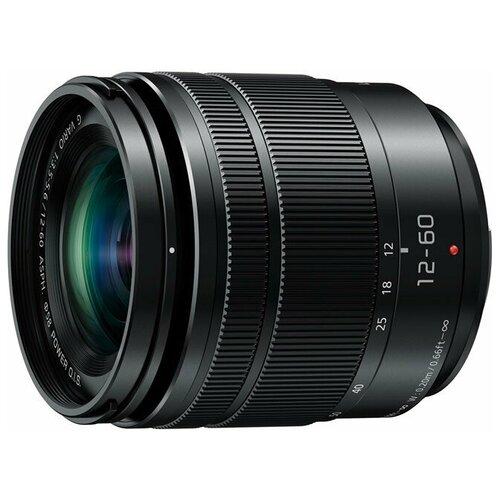 Фото - Объектив Panasonic 12-60mm f/3.5-5.6 Lumix G Vario O.I.S. ASPH Micro 4/3 объектив panasonic lumix h f008e g fisheye 8mm f3 5