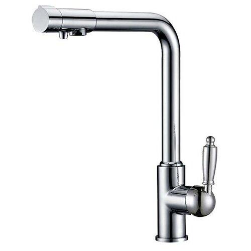 Фото - Смеситель для кухни (мойки) ZorG Sanitary ZR 320 YF-33 смеситель для кухни мойки zorg sanitary zr 320 yf 33 однорычажный