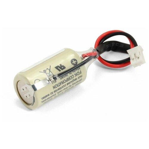 Фото - Батарейка для оборудования Omron CJ1W-BAT01 (Li-MnO2, 850mAh) батарейка для allen bradley 1756 bata 1756 batm li mno2