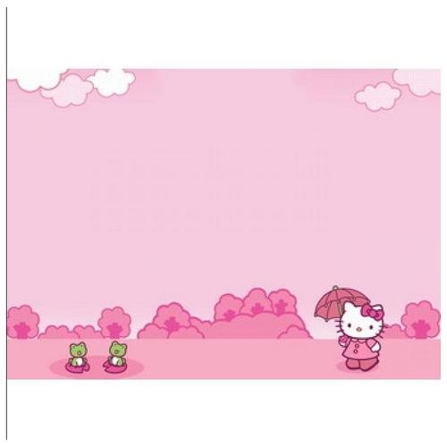 Обложка для тетрадных блоков эврика Котенок Розовый