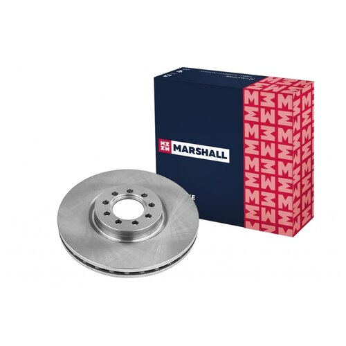 Тормозной диск передний MARSHALL M2000511 для Iveco Daily III-VI 02- // кросс-номер TRW DF4984S // OEM 504121612; 2996121