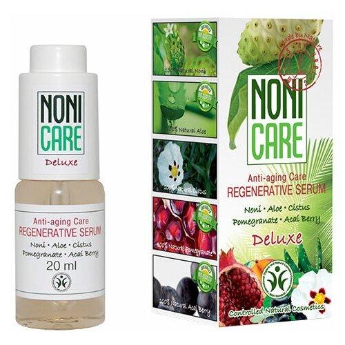 Nonicare Deluxe Regenerative Serum Сыворотка восстанавливающая для лица, шеи и декольте, 20 мл недорого