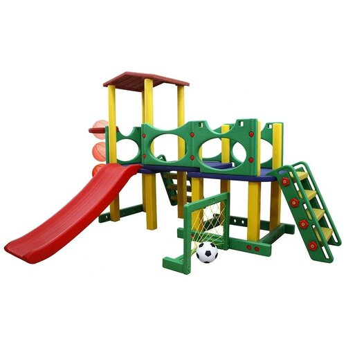 Купить Игровой комплекс Happy Box JM-731C (стандарт), Игровые и спортивные комплексы и горки