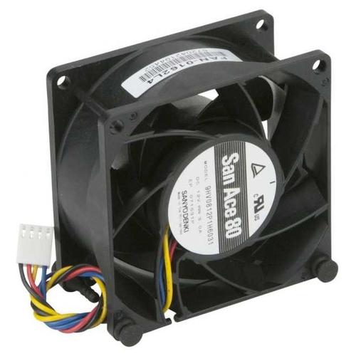 Вентилятор для корпуса Supermicro FAN-0162L4 черный 1 шт.