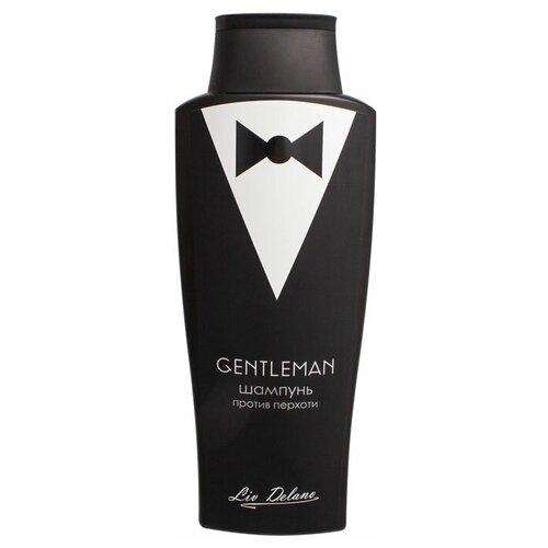 Liv Delano шампунь Gentleman против перхоти liv