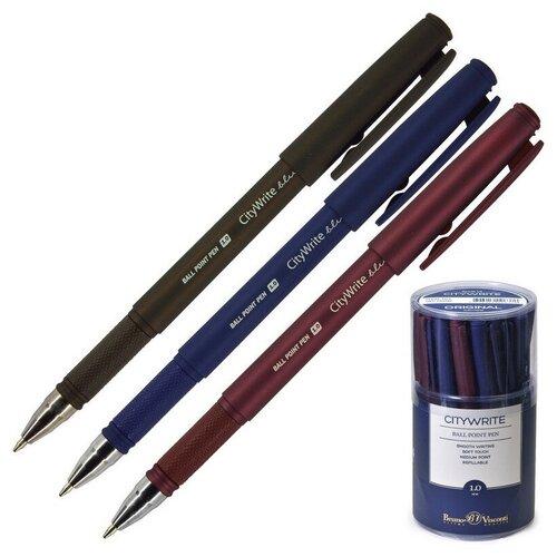 Купить Ручка шариковая citywrite original 20-0018 3 штуки, Bruno Visconti, Ручки
