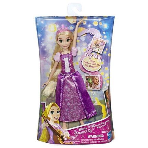 Кукла Hasbro Disney Princess поющая 2 вида Ариэль, Рапунцель