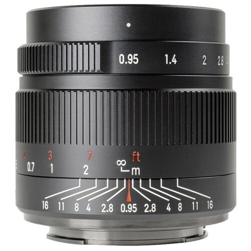 Объектив 7artisans 35mm f/0.95 Sony E черный