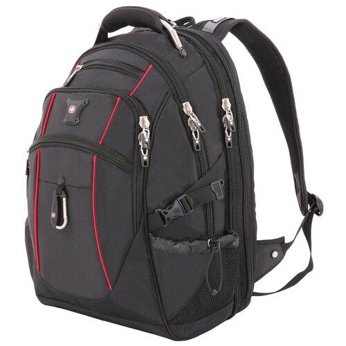 Рюкзак SWISSGEAR SA6677202408, черный