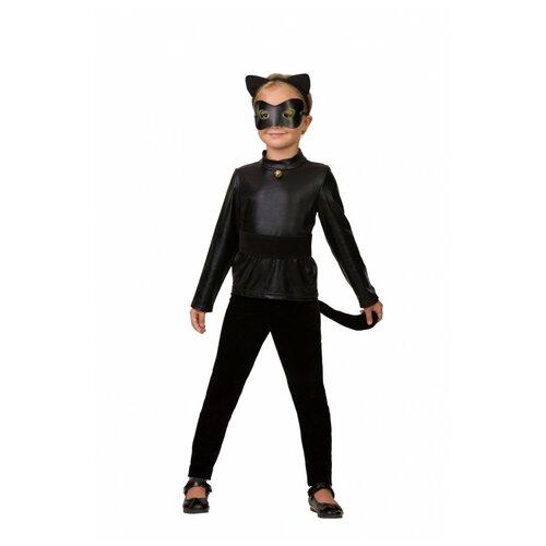 Купить Детский костюм 'Супер кот', размер 134 см., Батик, Карнавальные костюмы