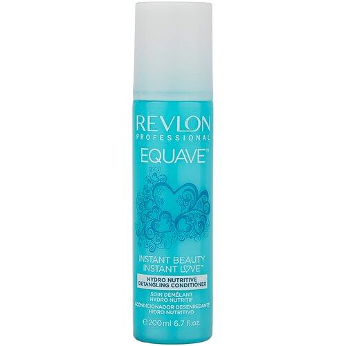 Фото - Revlon Professional несмываемый спрей-кондиционер для волос Equave Instant Detangling облегчающий расчесывание, 200 мл revlon professional шампунь equave instant beauty hydro detangling 250 мл