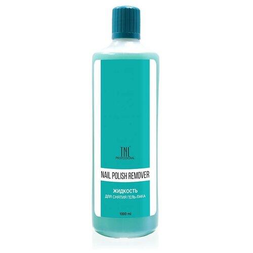 TNL Professional Жидкость для снятия гель-лака 1000 мл tnl жидкость для снятия акрила и типс 100 мл