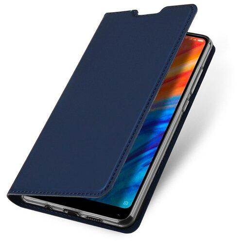 Чехол книжка Dux Ducis для Samsung Galaxy A72 4G / A72 5G, Skin Pro синий