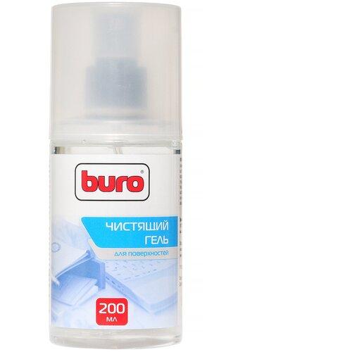 Фото - Набор Buro BU-Gsurface чистящий гель+многоразовая салфетка для оргтехники, для клавиатуры гель лак для ногтей planet nails planet nails pl009lwanhe8