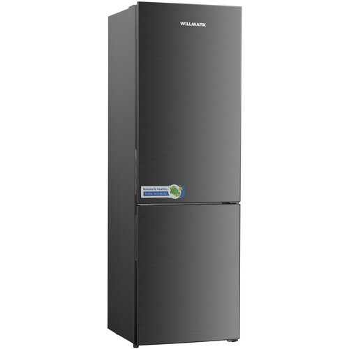 Холодильник WILLMARK RFN-420NFX (312л.Total NoFrostхлад.R600Aнижн.мороз.А+ цвет нерж.сталь)