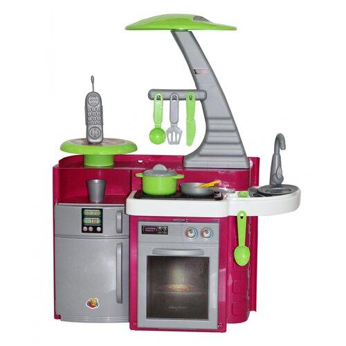 Купить Игровой набор Полесье Кухня Laura с варочной панелью, в пакете (49896), Coloma Y Pastor, Детские кухни и бытовая техника
