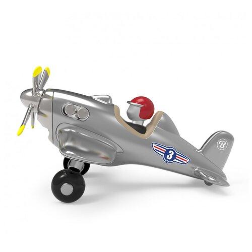 Купить Самолет Baghera Jet Plane 14 см серебристый, Машинки и техника