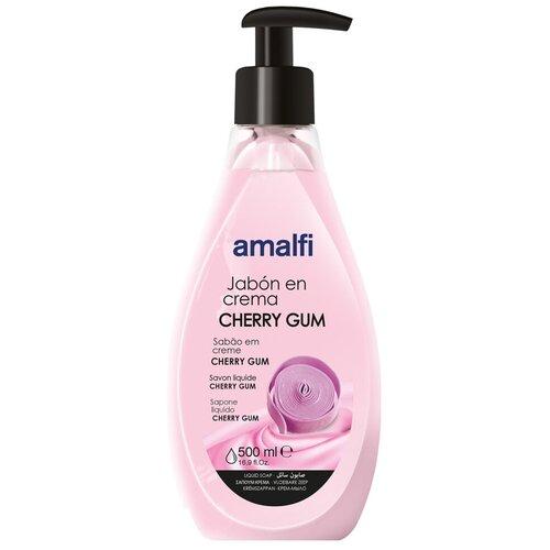 Крем-мыло жидкое Amalfi Cherry Gum, 500 мл фото