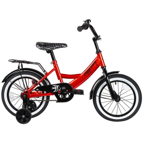 Велосипед детский двухколесный City-Ride HAPPYSUNDAY, рама сталь, колеса радиус 14