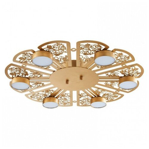 Фото - Накладной светильник Favourite Ornamentum 2605-6C потолочный светильник favourite 1349 6c