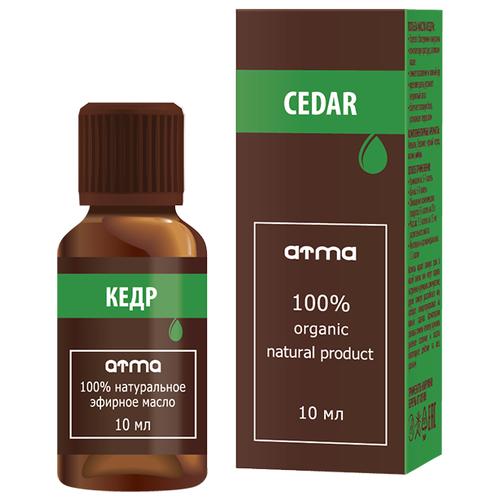 Эфирное масло ATMA Кедра 10мл