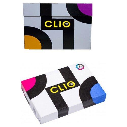 Фото - Бумага Clio А4 Pro 80 г/м² 500 лист., 5 пачк., белый бумага data copy a4 80 г м² 500 лист 5 пачк