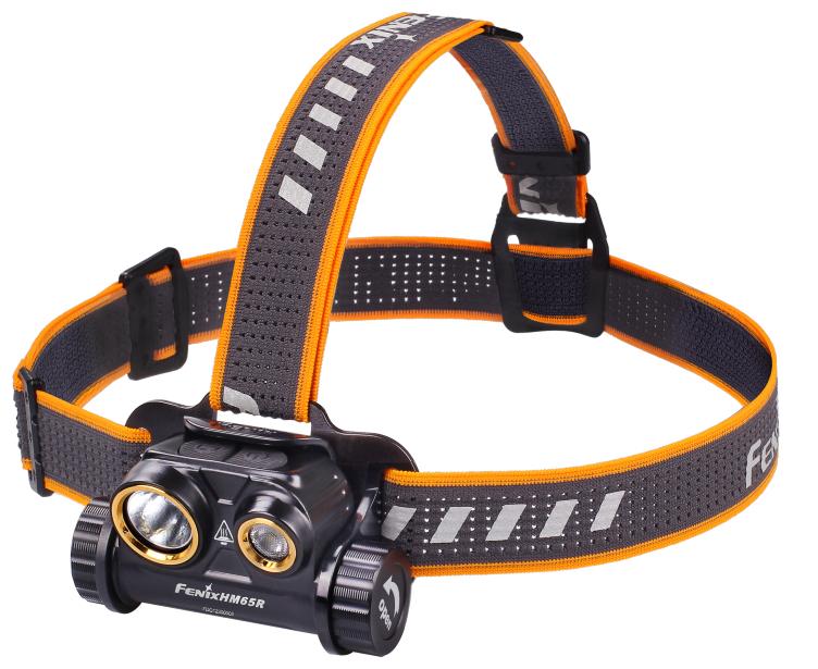Налобный фонарь Fenix HM65R — купить по выгодной цене на Яндекс.Маркете