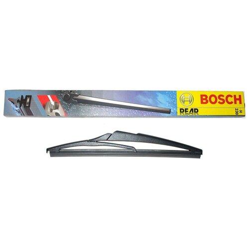 Щетка стеклоочистителя каркасная Bosch Rear H230 230 мм, 1 шт. щетка стеклоочистителя каркасная bosch rear h874 340 мм 1 шт
