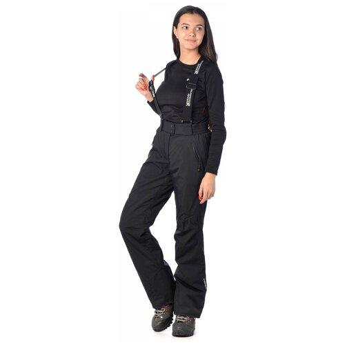 Горнолыжные брюки женские RUNNING RIVER 3127 (Черный 095/40)
