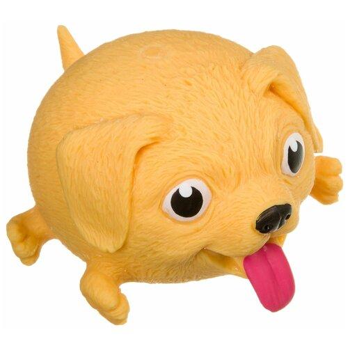 Фото - Игрушка-мялка BONDIBON Чудики. Любимец Бигль бежевый игрушка мялка bondibon чудики жмун паук