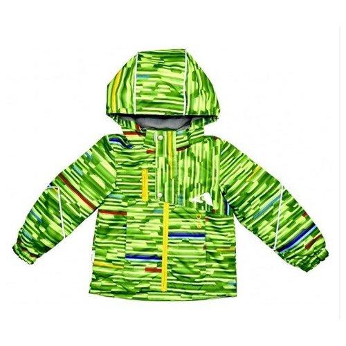 Фото - Куртка OLDOS (м) 15/OA-3JK200-1 (зеленый принт)р-98 куртка oldos мальта law192t106jk размер 98 зеленый