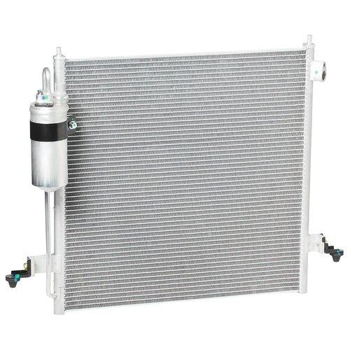 Радиатор кондиционера для автомобилей L200 (08-) LUZAR