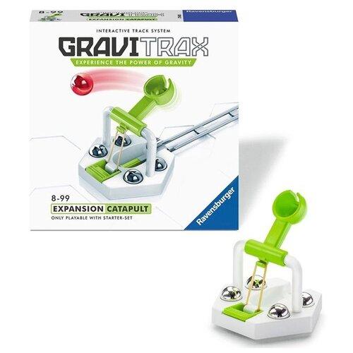 Купить Ravensburger Конструктор GraviTrax, Катапульта 27605, Машинки и техника