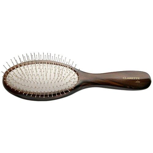Купить Clarette Щетка для волос на подушке с металлическими зубьями CEB 332 Elite