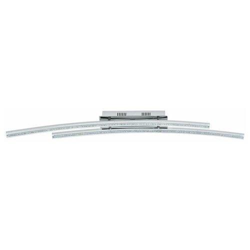 Потолочный светильник Eglo Pertini 96092, 21.6 Вт, цвет арматуры: хром светильник светодиодный eglo pertini 96092 led 21 6 вт