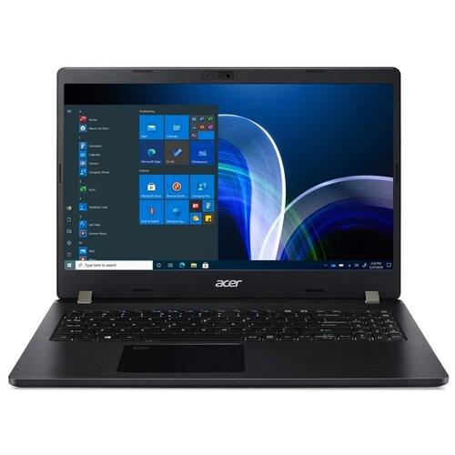 "Ноутбук Acer TravelMate TMP215-41-R9SH (AMD Ryzen 3 Pro 4450U 2500MHz/15.6""/1920x1080/8GB/256GB SSD/AMD Radeon Graphics/Windows 10 Pro) NX.VRHER.005 черный"