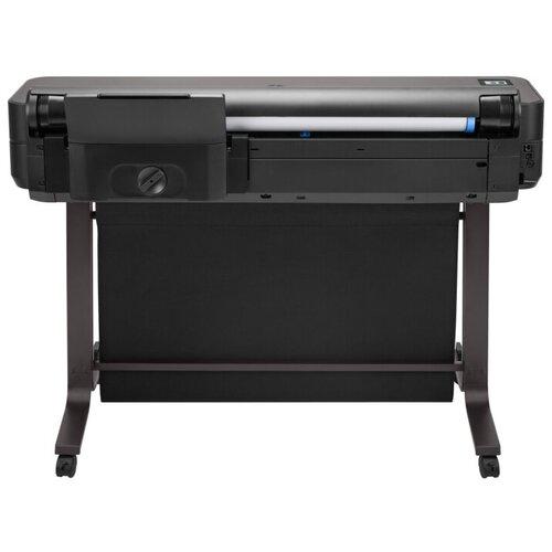 Фото - Принтер HP DesignJet T650 (36-дюймовый), черный принтер hp designjet t1600 3ek10a 36 a0