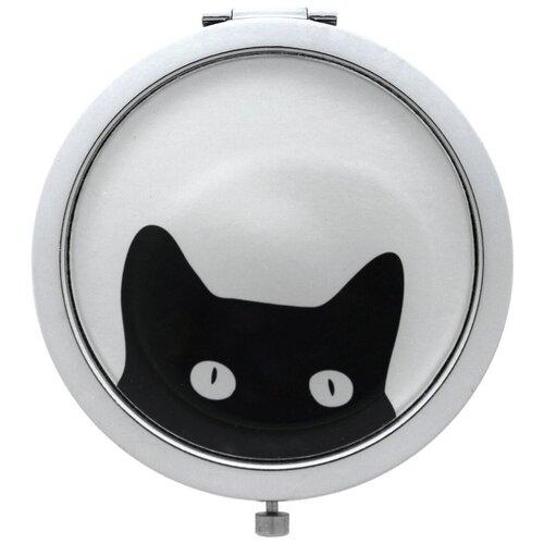 Купить Карманное зеркальце TINA BOLOTINA Кошка