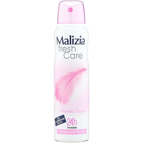 Malizia дезодорант-антиперспирант, спрей, Fresh Care Perfect Touch, 150 мл