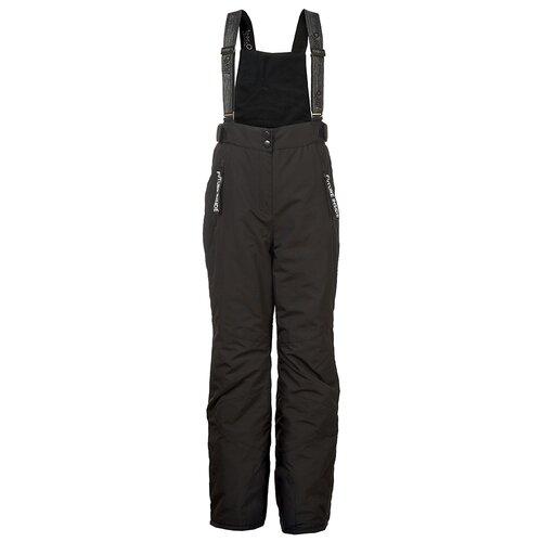 Купить PAW192T1PT01 Брюки д/дев. Блю 11-12 л размер 152-76-60 цвет черный, Oldos, Полукомбинезоны и брюки