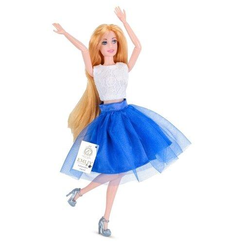 Кукла QIAN JIA TOYS Emily Воздушный образ, 28 см, HP1110856