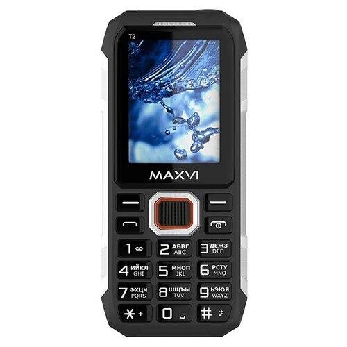 Телефон MAXVI T2 черный