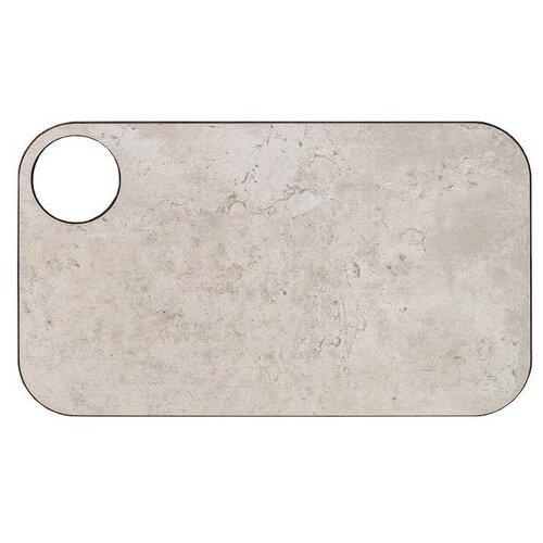 Разделочная доска Arcos 765000, 24х14 см, мрамор доска разделочная arcos accessories 24х14 см