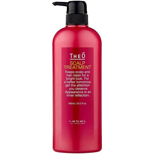 Lebel Cosmetics Крем-уход для кожи головы и волос Theo Scalp Treatment, 600 мл недорого