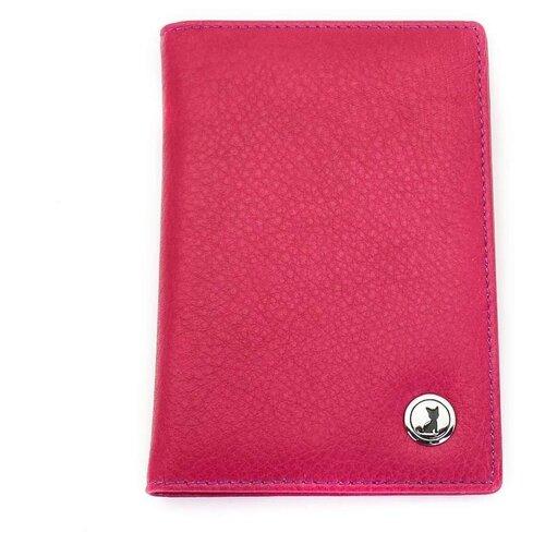 Женская кожаная обложка для паспорта Sergio Valentini СВ 8142-005/1