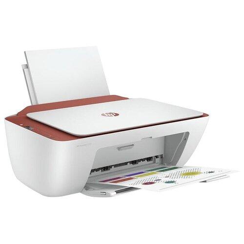 Фото - МФУ HP DeskJet 2723, белый мфу hp deskjet 2720 белый