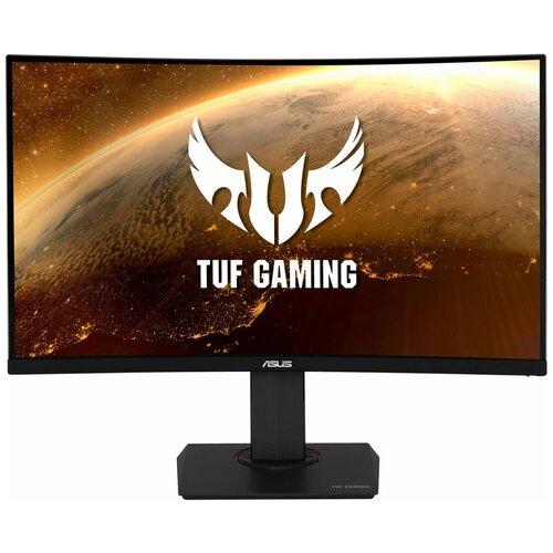 Монитор ASUS TUF Gaming VG32VQ 31.5, черный монитор asus 31 5 vg32vq 90lm04i0 b01170 black